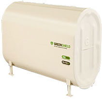 Granby Ecogard/Protec20 Double-Wall Fuel Oil Safety Tank