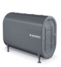 Granby Aboveground Oil Tank - UL 80 Single-Wall