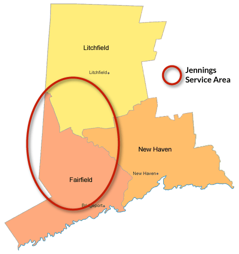 Jennings Service Area