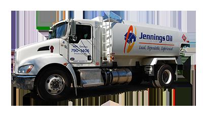 Jennings Oil Truck