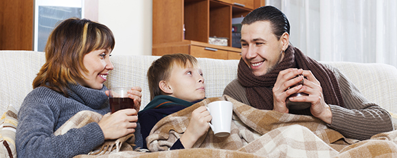 Stay safe when you heat your home this winter